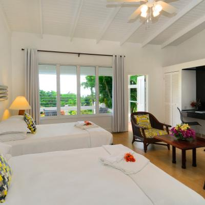 Premier Room Twin Beds